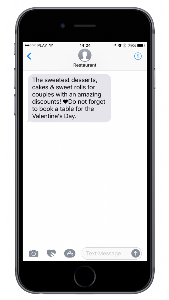 Sms Powered With Love Get Ready For Valentine S Day Blog Smsapi Com