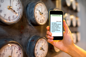 Time matters! How to schedule your SMS campaign?