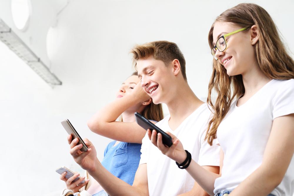 Text messaging for millenials
