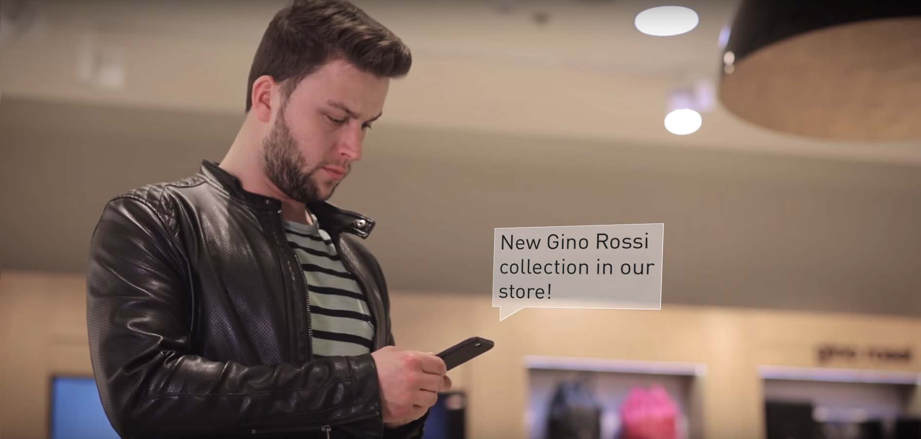 Il marketing SMS di Gino Rossi