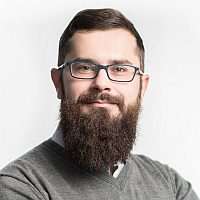 A photo of Jakub Kluz - Product Manager at SMSAPI