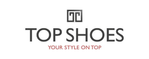 logo top shoes